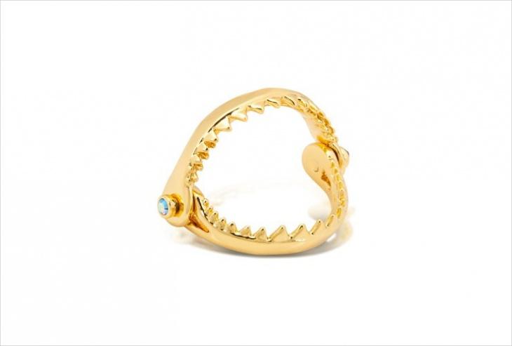 unique mermaid ring design