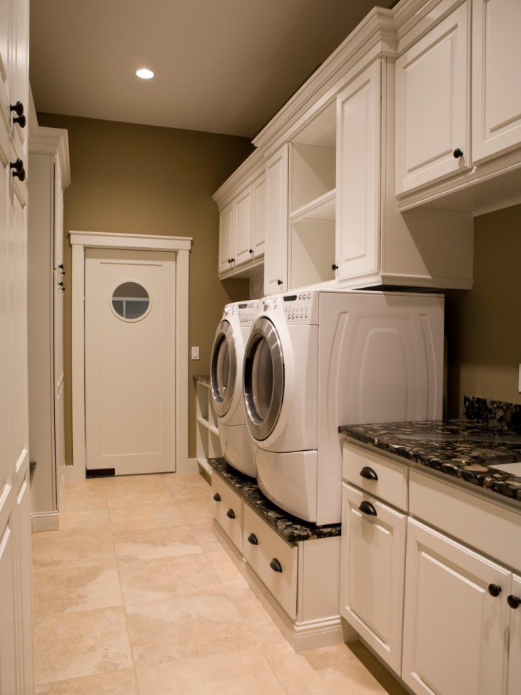 18 Small Laundry Room Designs Ideas Design Trends