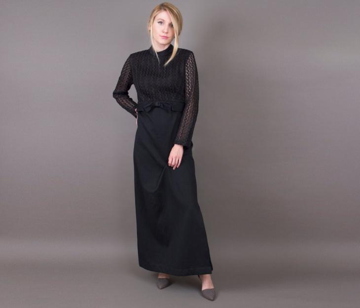 sheer illusion dress design