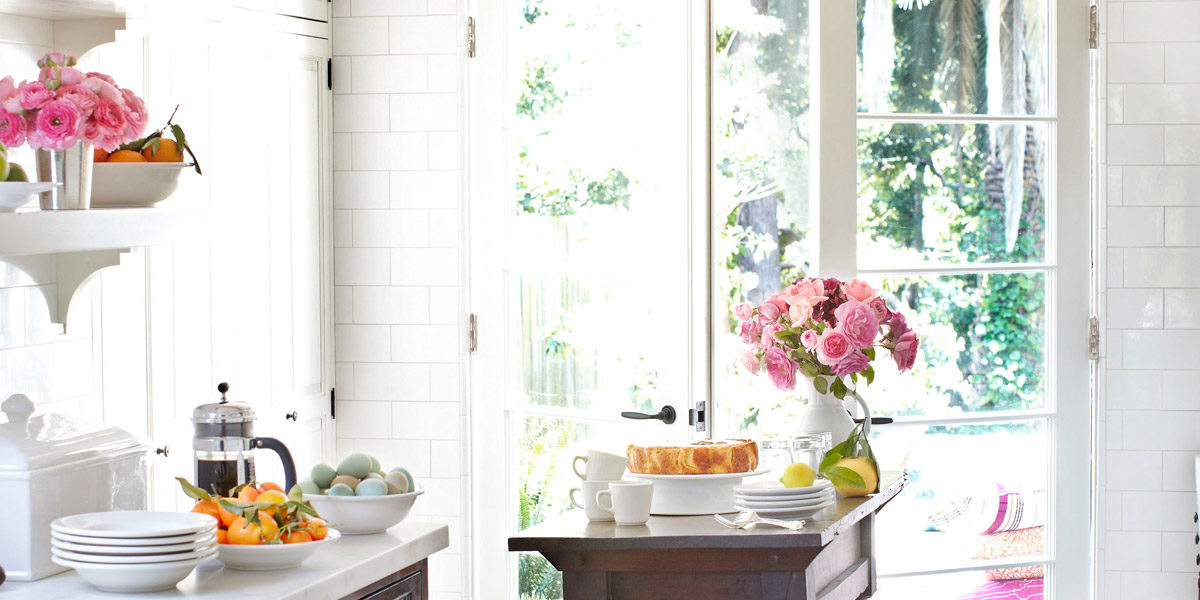 charming cottage style kitchen