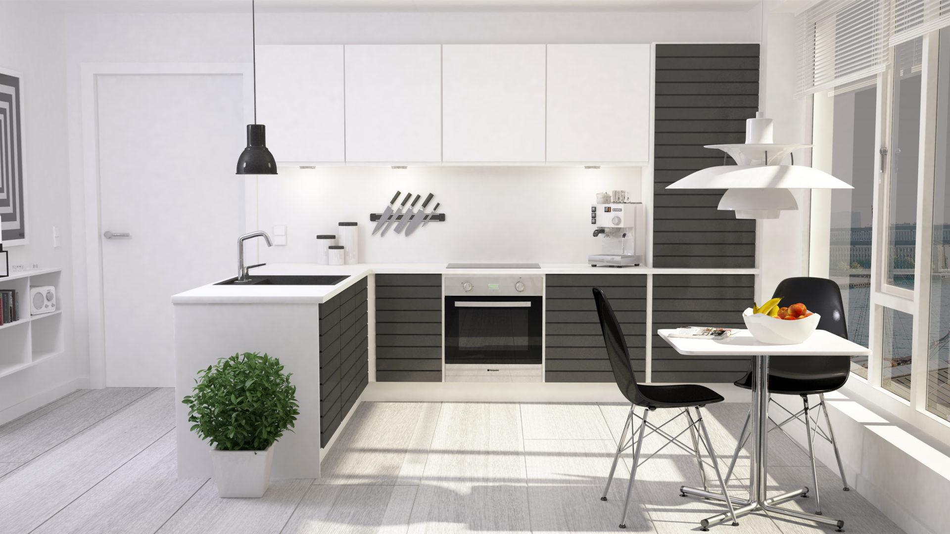 10 Small Kitchen Design ideas | Design Trends - Premium PSD, Vector ...