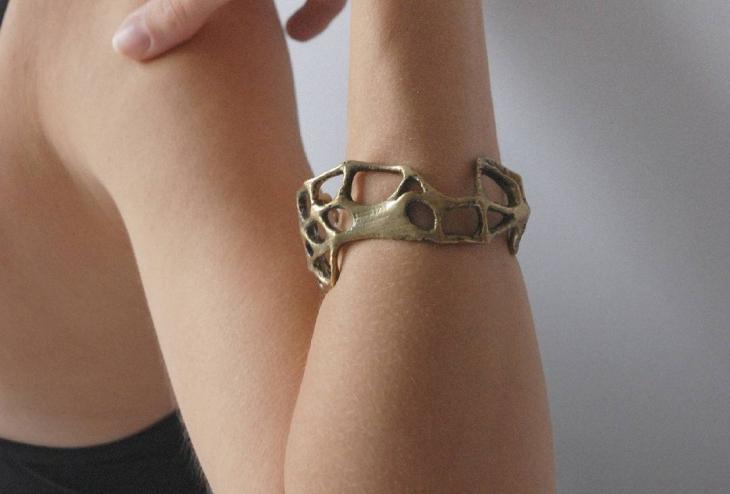 3d Printed Metal Jewelry