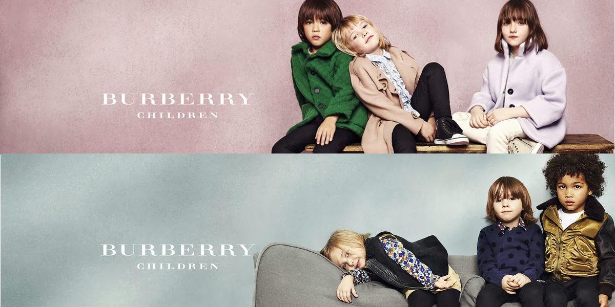 baby burberry