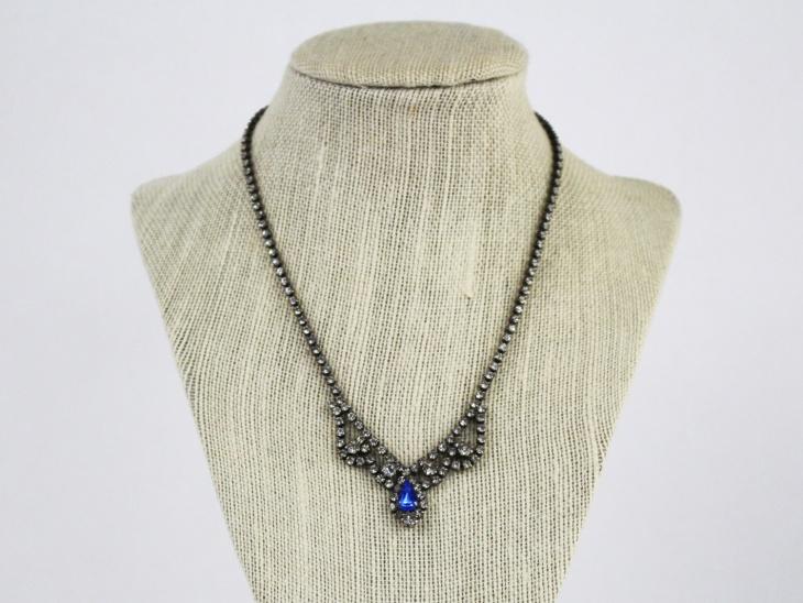 vintage rhinestone jewelry design