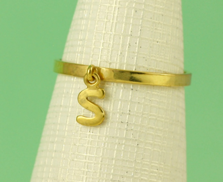initial dangle ring model
