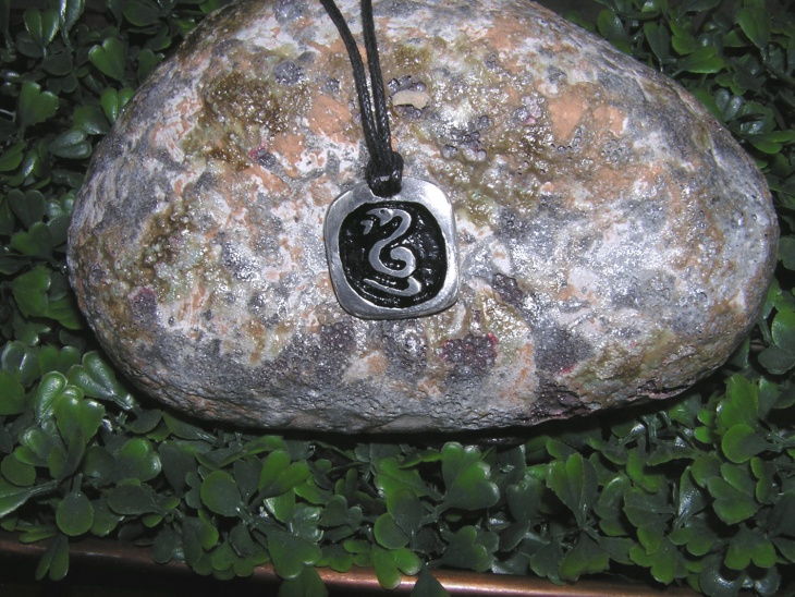 Zodiac Snake Pendant