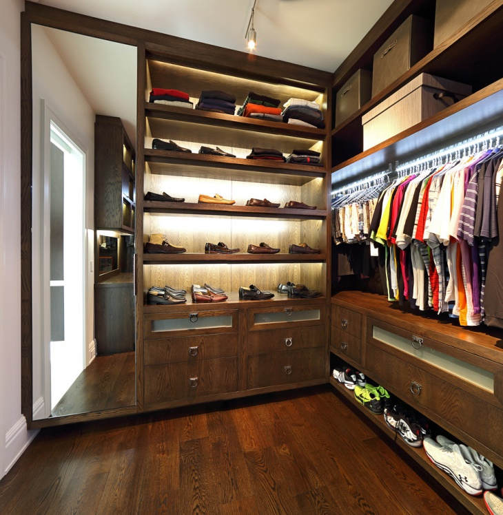 17+ Closet Lighting Designs, Ideas | Design Trends - Premium PSD ...