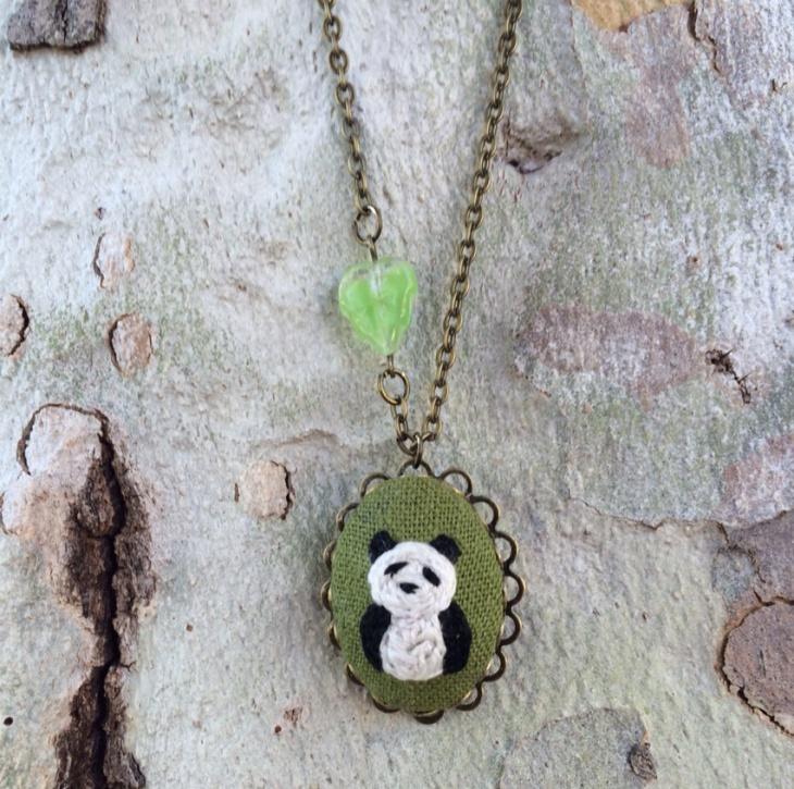 animal bamboo jewelry