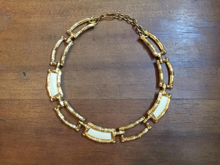 enamel bamboo jewelry