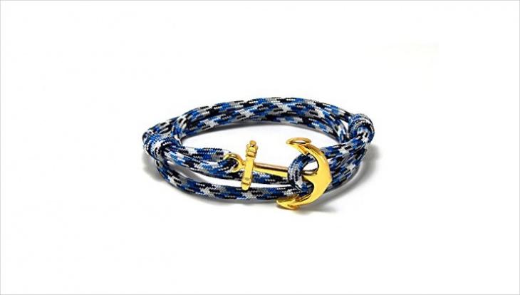 snake paracord bracelet