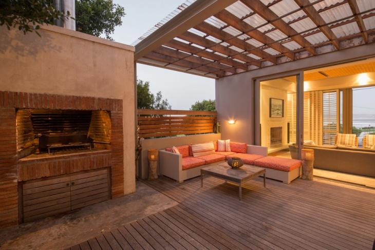 covered deck design