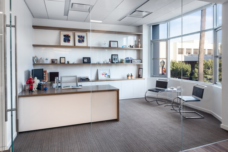 decorative corner office desk