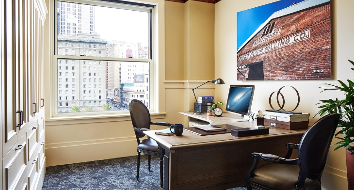 17 Corner Office Desk Designs Ideas Design Trends