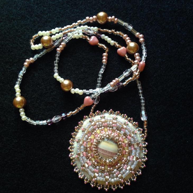 Beautiful Mandala Necklace