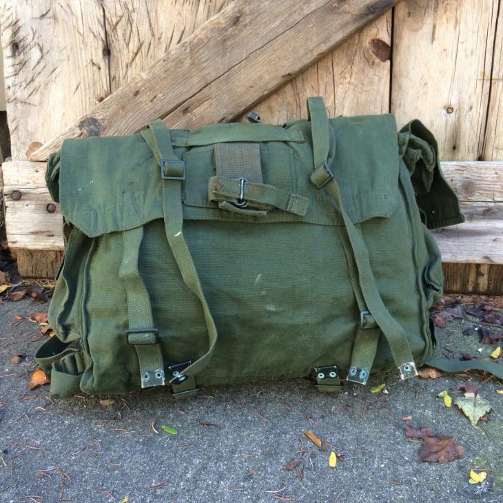 rugged military backpack