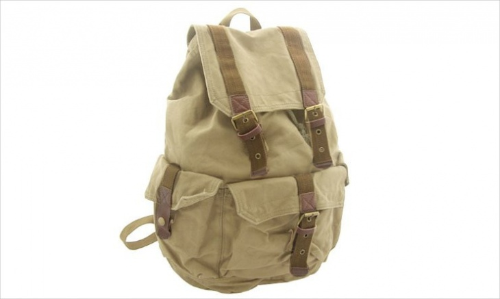 Simple Rugged Backpack