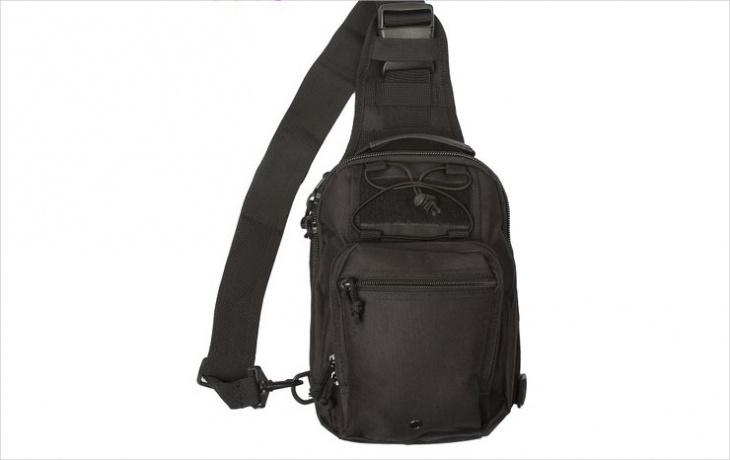sling rugged backpack
