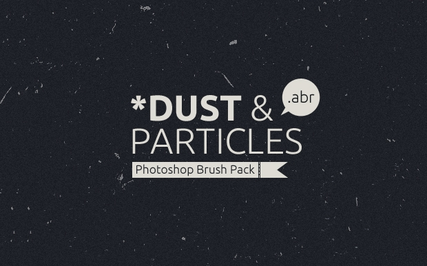High Resolution Dust Particle Brushes