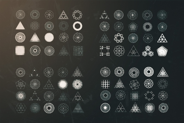 High Quality Geometric Vector