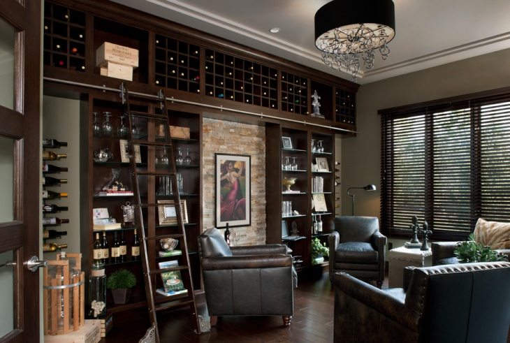 master wine rack design