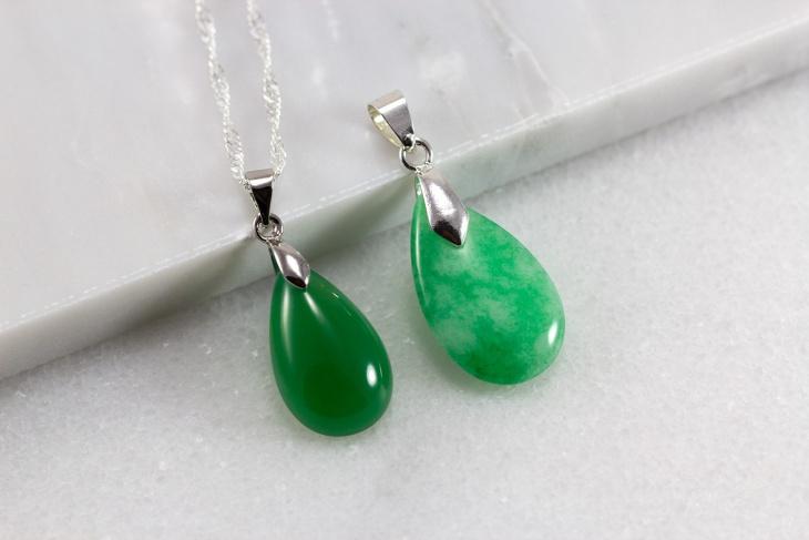 carved jade pendant design
