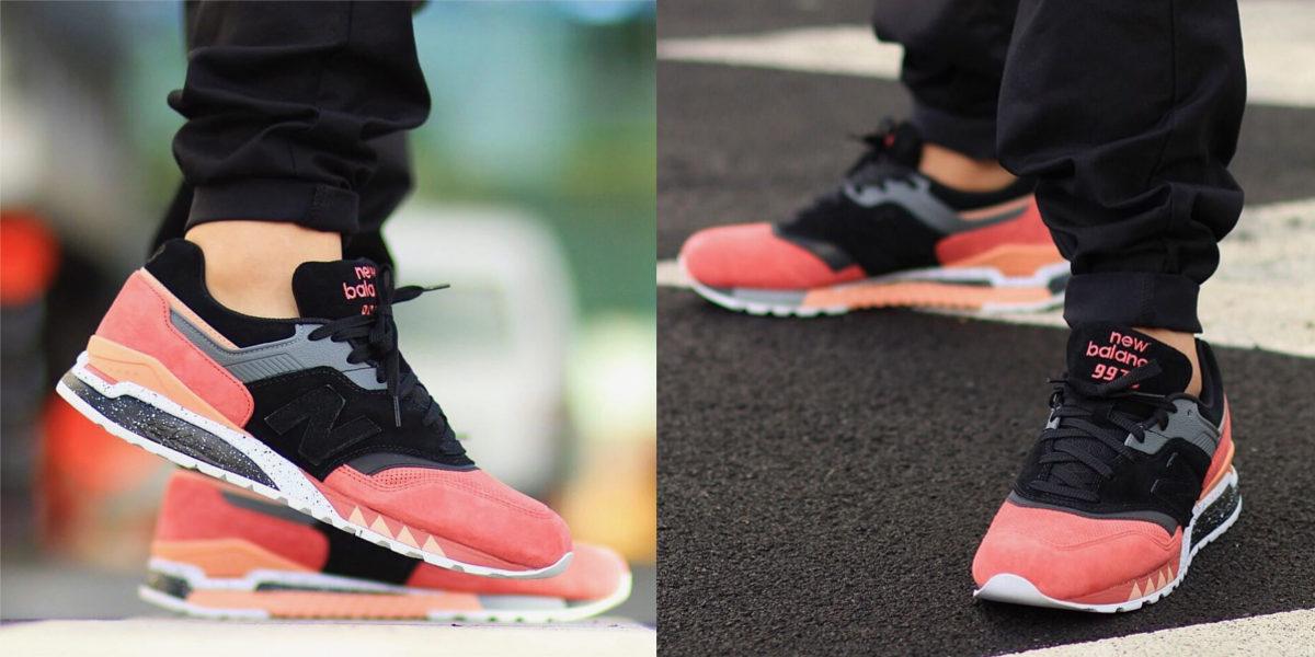 Sneaker Freaker X New Balance