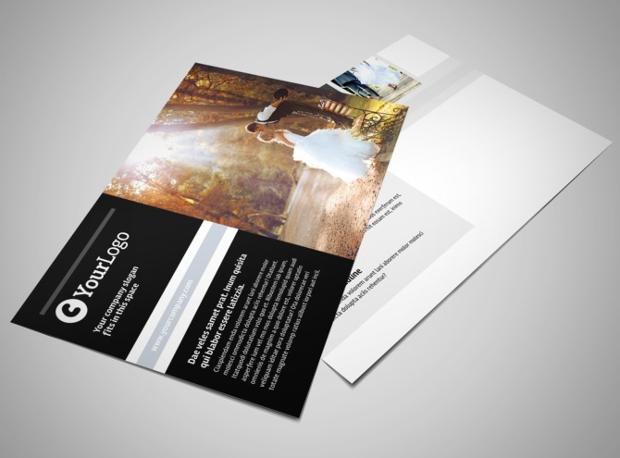 Wedding Planner Postcard
