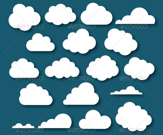Custom Cloud Shapes