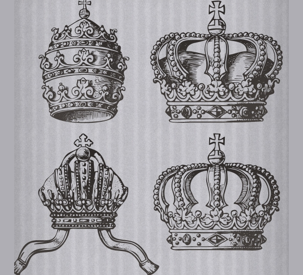 Crowns Custom Shape