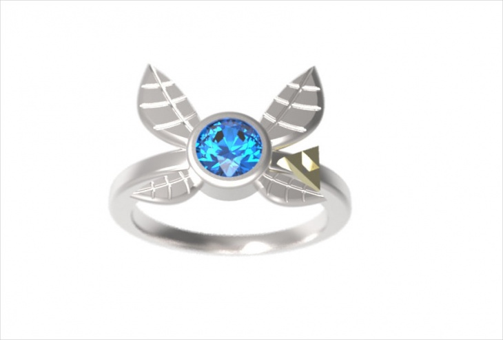 zelda engagement ring - Zelda Wedding Ring