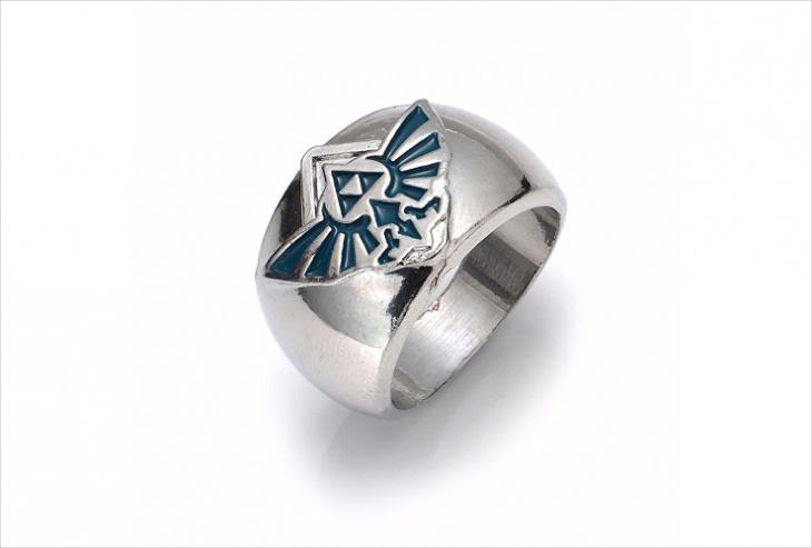 zelda cosplay ring design