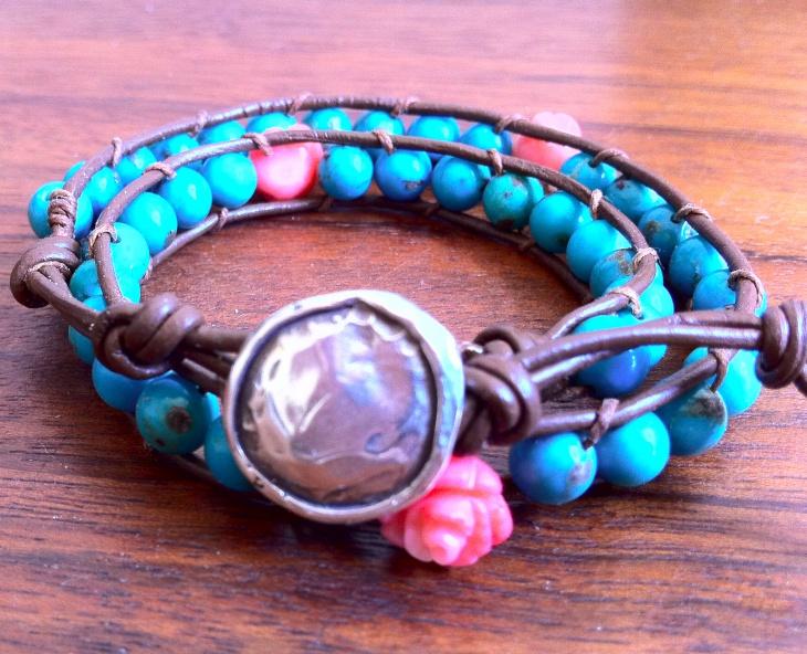 loom beaded bracelet design