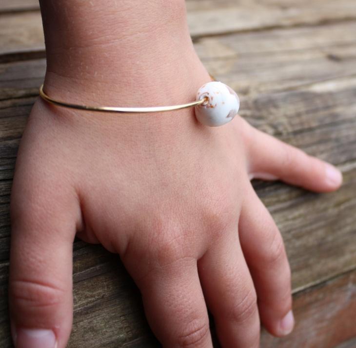 kids gold bracelet design