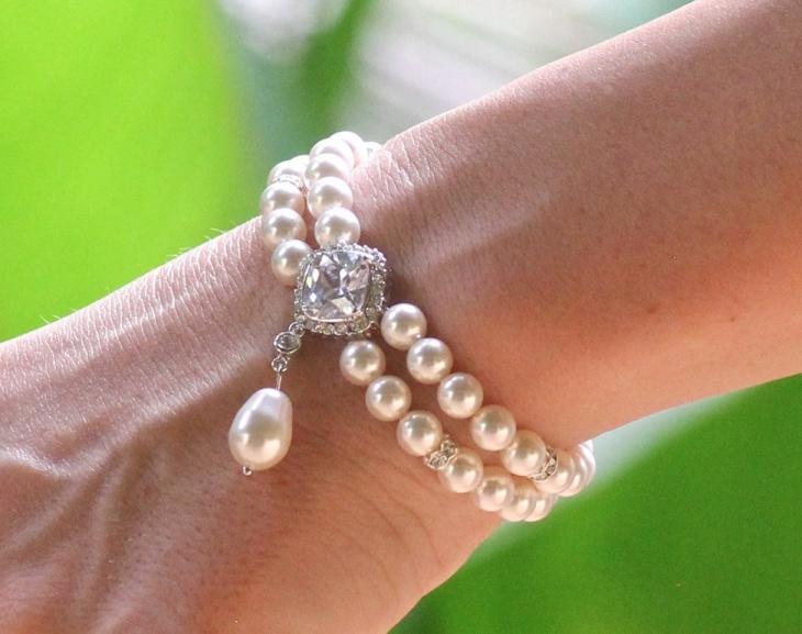 Beautiful Pearl Bracelet Design Ideas Gallery - Home Design Ideas ...