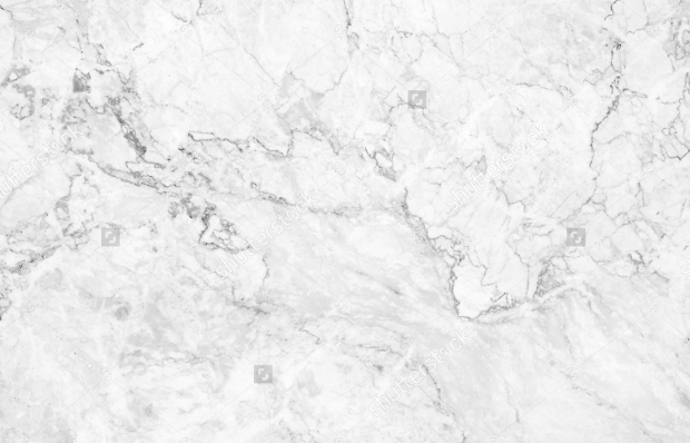 Gray and White Marble Texture