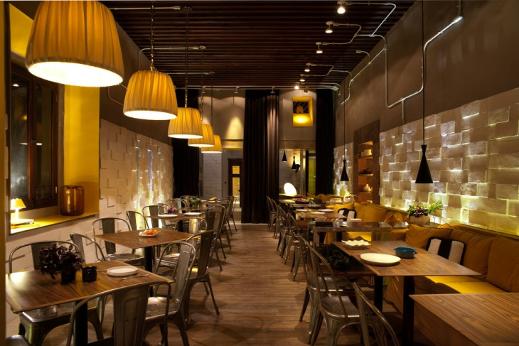 chinese restaurant interior design