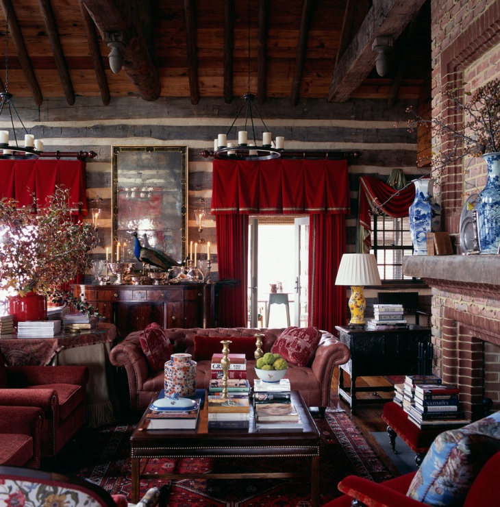Rustic Bohemian Interior Design