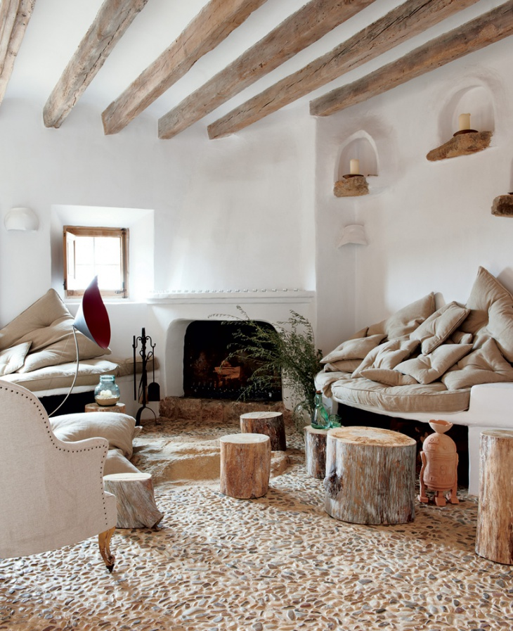 coastal mediterranean interior design