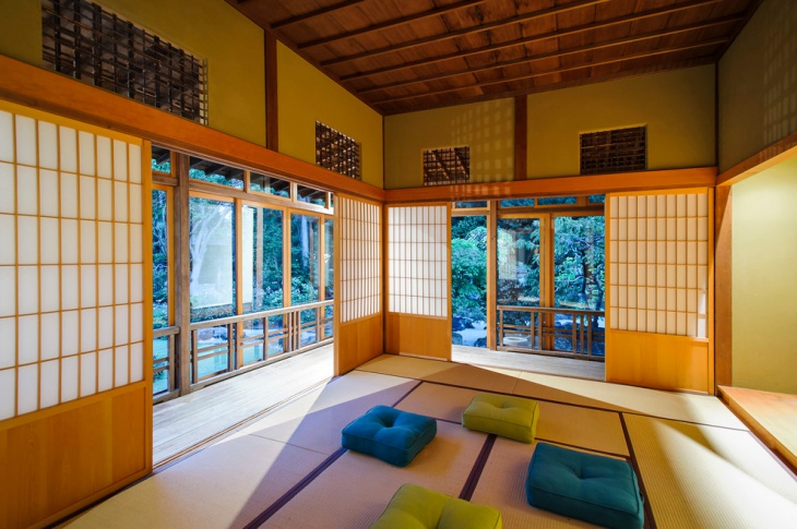 japanese traditional interior design