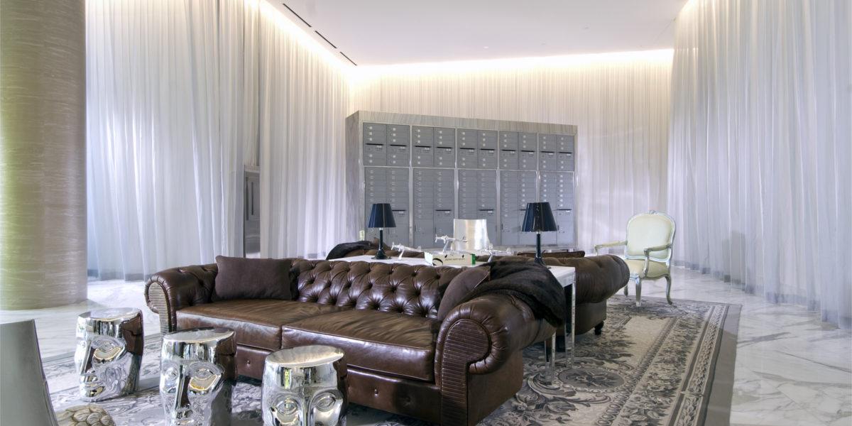 philippe starck interior designs