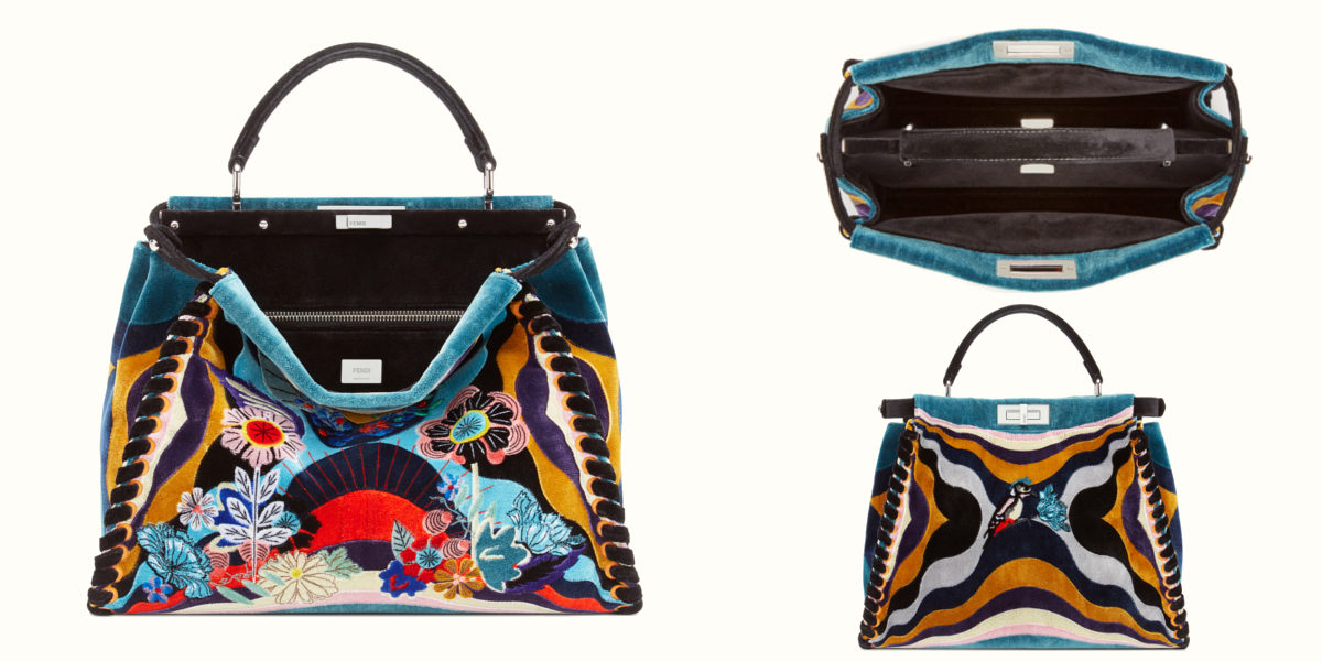fendi large peekaboo
