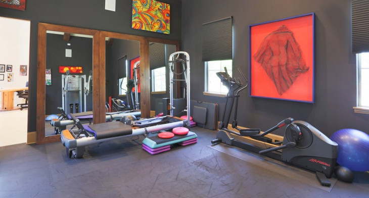 Exceptionnel 41+ Gym Designs And Ideas