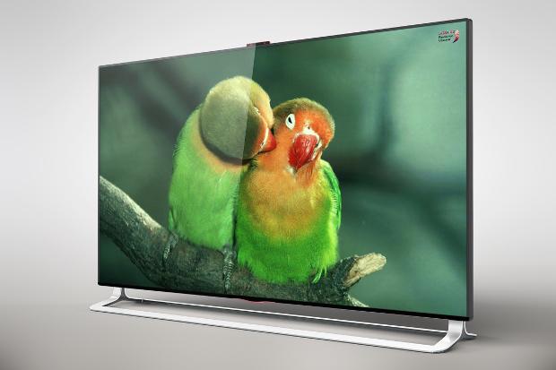 LG Ultra TV Mockup