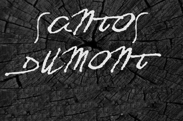 Cursive Grunge Script Font