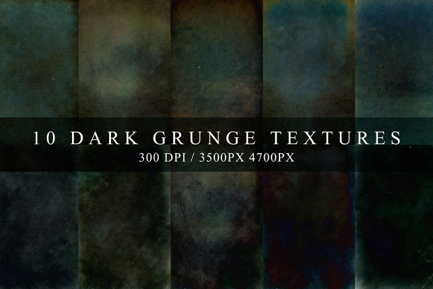 High Quality Dark Grunge Texture