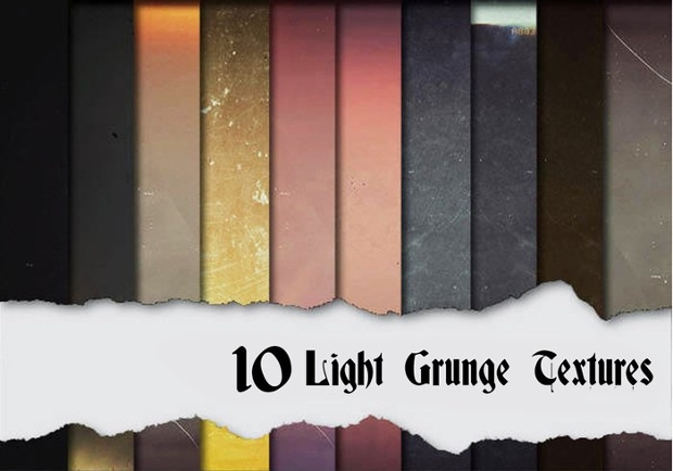 Light Grunge Texture Design