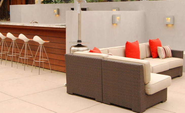 l shaped outdoor patio furniture