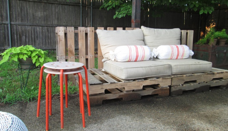 diy wood patio furniture