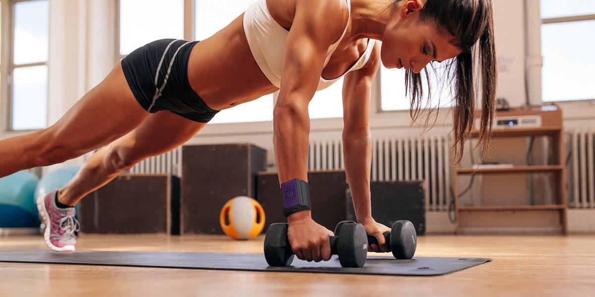 endurance increasing wearables