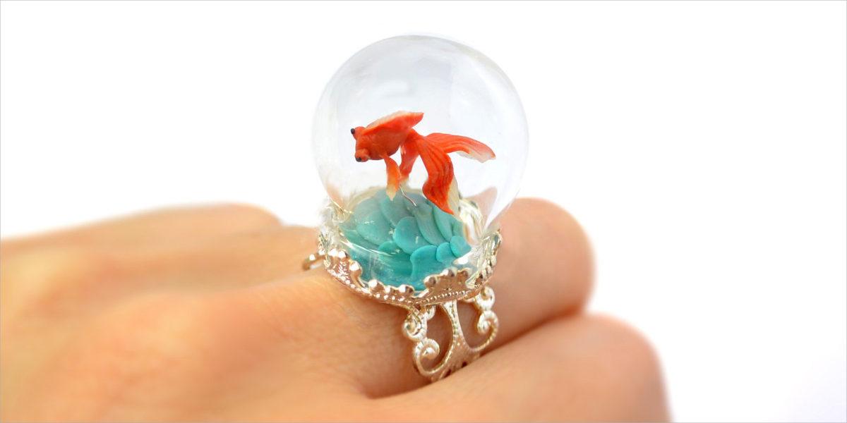 3D Fairytale Rings
